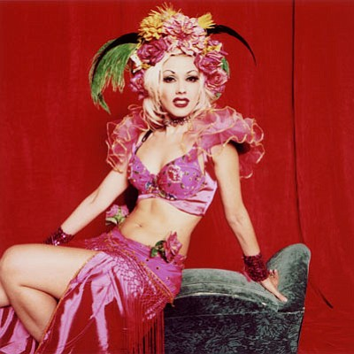 Rita D'Albert as Ursulina.