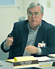 With the appointment of retired FBI agent Thomas Parker, the Fire and Police Commission has gotten a lot friskier and a lot less docile.