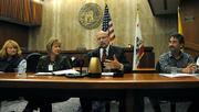 Santa Barbara County Public Health press conference on the swine flu