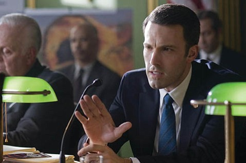 <em>State of Play</em> stars tidy Ben Affleck as shady Rep. Stephen Collins.