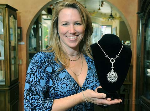 Diane Garmendia of 33 Jewels.