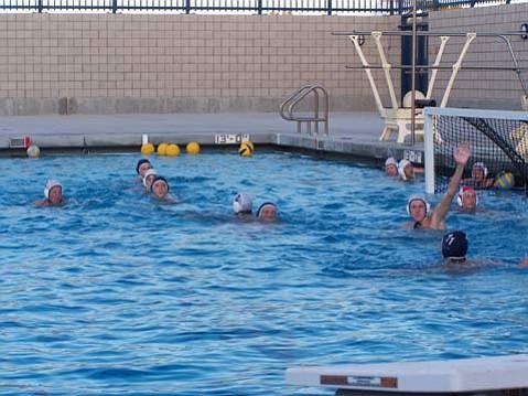 SB Water Polo Club boys under 16 team.