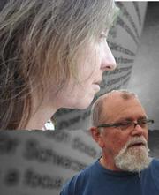 Marsha de la O and Phil Taggart