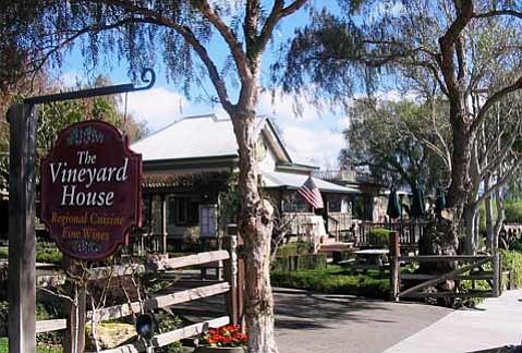 Vineyard House Restaurant