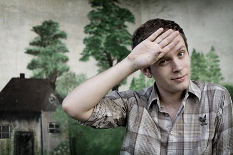 Swedish crooner Jens Lekman will play Velvet Jones this Friday night as part of his ongoing West Coast tour.