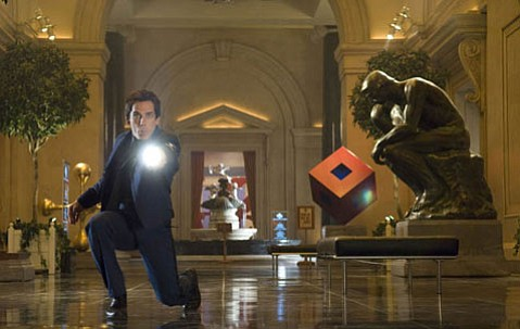 The second installment of Night at the Museum plops Ben Stiller in Washington, D.C.'s Smithsonian.