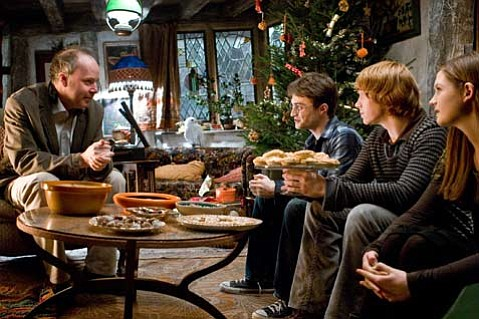 <em>Harry Potter and the Half-Blood Prince</em>