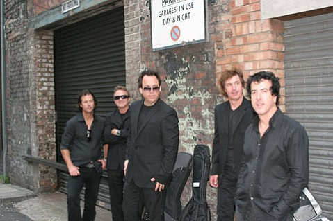 Santa Barbara's The Tearaways at last year's International Beatle Week Festival in Liverpool.