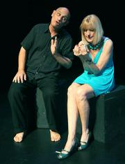 <em>Ives Lives</em>. Presented by Dijo Productions and Visual Theatre Company at Center Stage Theater, Friday, June 19.