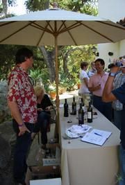 The 22nd Annual Santa Barbara Wine Festival.