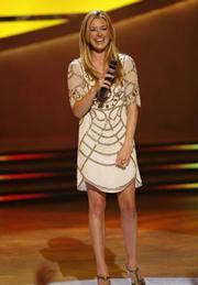 Host Cat Deeley on <em>So You Think You Can Dance</em> Wednesday, June 10 (8:00-10:00 PM ET/PT) on FOX.