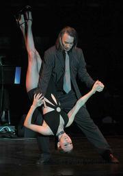 <em>Flamenco Loves Tango</em> at the Lobero