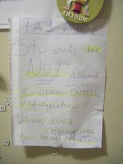 Sometimes a host family imposes arbitrary rules, threatening harsh consequences if not followed.