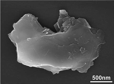 Hexagonal nanodiamonds discovered on Santa Rosa Island
