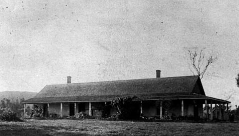 Burton Mound, late 1890s.