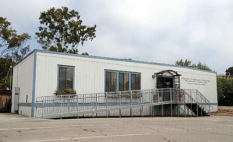 <strong>EOC A-OK:</strong>  The current Emergency Operations Center is housed in a trailer. As per an August 18 vote by the Board of Supervisors, the new EOC will be 9,922 square feet and will serve as a headquarters for several agencies during emergencies.