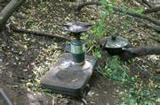 Yet another gas cooking stove from an earlier eradication in 2009.