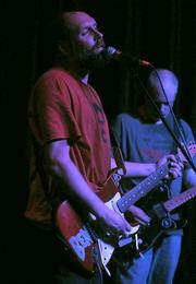 Indie rock godfathers Built to Spill played a moving show to a sold-out crowd on Saturday night at Velvet Jones.