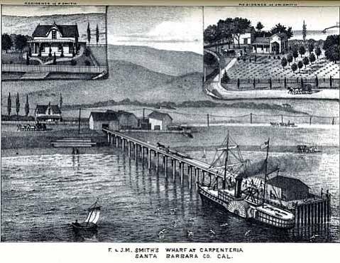 Serena Wharf