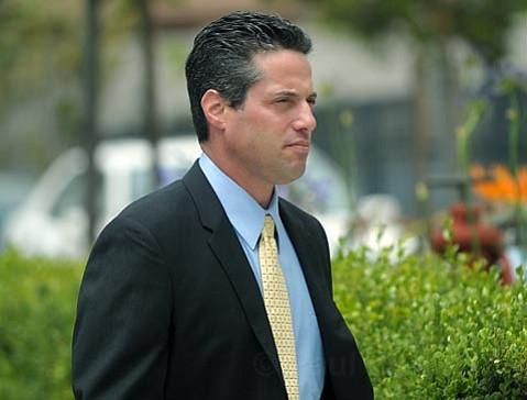 Santa Barbara County Deputy District Attorney Josh Lynn