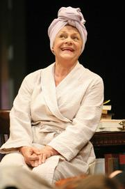 Estelle Parsons in the Steppenwolf Theater Company's production of <em>August: Osage County</em>.
