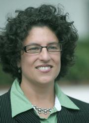 Mayoral candidate Helene Schneider