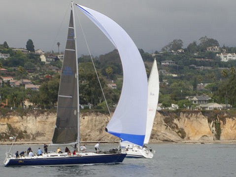 Yachts of Love Charity Regatta.