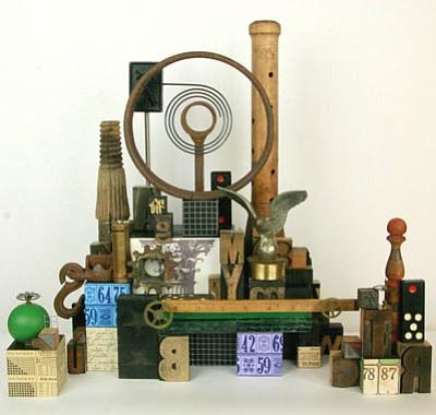"Rod Lathim's ""Alphabet City""."