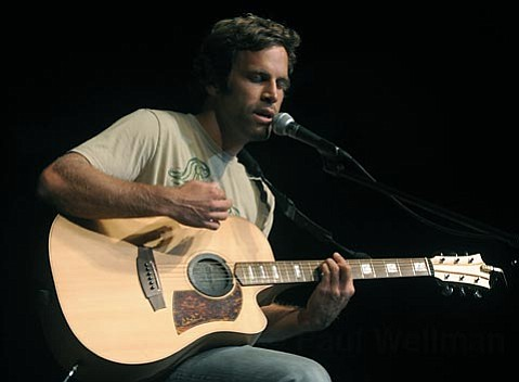 Jack Johnson at the Arlington Theatre on Saturday, October 10.