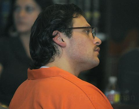 Luis Sosa is sentenced 50 years to life for the 2006 murder of Frank Tacadena Sr.