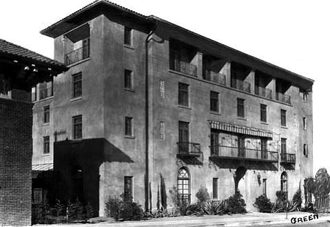 The Margaret Baylor Inn in Santa Barbara.