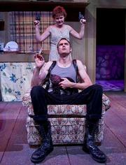 <em>The Lieutenant of Inishmore</em> at Center Stage.