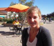 UCSB student