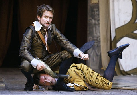 Shakespeare's Globe Theatre Company takes a traditional and direct Elizabethan approach to the production of the plays.