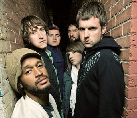 Denver alt-hip-hop group Flobots bring new songs from their upcoming album to Velvet Jones on Friday night.