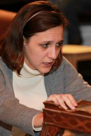Joelle Golda was outstanding as Becca, the bereaved mother in <em>Rabbit Hole</em>.