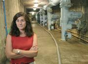 Santa Barbara City Water Resources Manager Rebecca Bjork