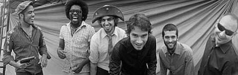 The Brazilian folk rock group had Santa Barbarans swaying to their stellar Wednedsay night set.