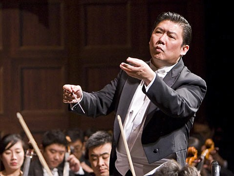 The opening concert of CAMA's International Series season received a mixed reception; composer Qigang Chen's <em>Iris Devoilee</em> suited some, challenged others.