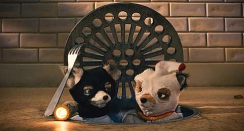 Wes Anderson's <em>Fantastic Mr. Fox</em> animates Roald Dahl's children's tale.