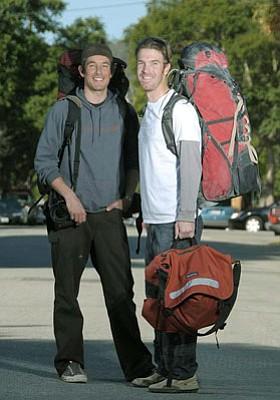 Kodiak Greenwood and Ethan Stewart