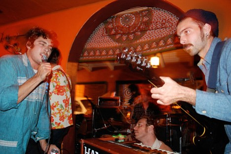 The Growlers played to a packed Muddy Waters last Friday.