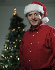 John Dickson AKA the Accidental Santa