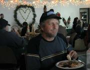 John from Santa Barbara says the food is good