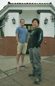 Green Well Owner-Operators Nat Reinke and James Lee
