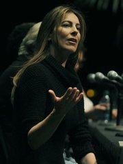 Kathryn Bigelow, SBIFF Directors panel, 2010