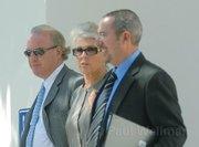 Arthur von Wiesenberger, Wendy McCaw, and Barry Cappello in 2007