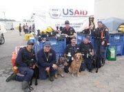 SDF team in Haiti
