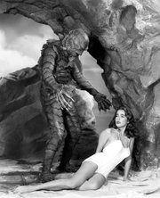 <em>The Creature from the Black Lagoon</em>