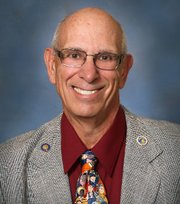 Bill Boyd, new President of the Rotary Club of Santa Barbara Sunrise